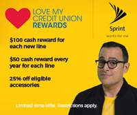 Cellular Discounts with Sprint